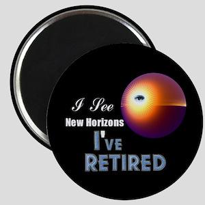 'I See New Horizons. Magnet