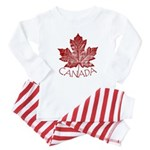 Canada Souvenirs Vintage Canadian Maple Leaf Art B