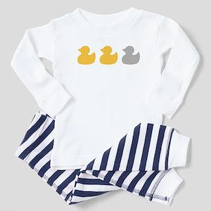 Duck Duck Goose Baby Pajamas Cafepress