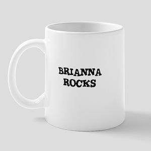 BRIANNA ROCKS Mug