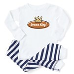 Vintage Drama King (Boys) Infant Bodysuit
