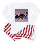 Chihuahua Baby Pajamas