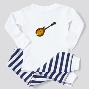 Just Mandolin Baby Pajamas