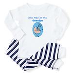 Don't Make Me Call Grandpa Infant Bodysuit