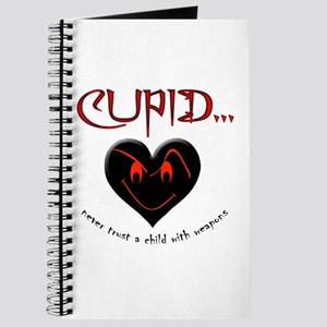 Don't Trust Cupid Journal