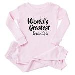 Worlds Greatest Baby Pajamas