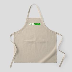GoVeg - Go Vegetarian BBQ Apron