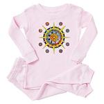 Celtic Stargate Baby Pajamas