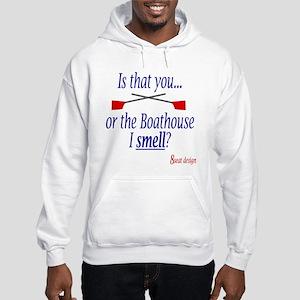 Smelly Boathouse Hooded Sweatshirt