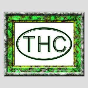 "THC - Poster - 20""x16"""