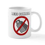 Less Cowbell Mug
