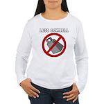 Less Cowbell Women's Long Sleeve T-Shirt
