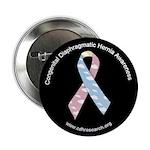 "CDH Awareness Ribbon 2.25"" Button (100 pack)"