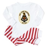USS JOHN RODGERS Baby Pajamas