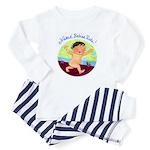 Naked Babies Rule Infant Bodysuit