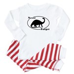 Never Forget Dinosaurs Baby Pajamas