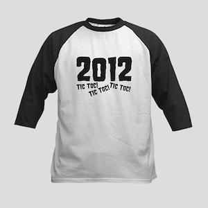 2012 Tic Toc! Kids Baseball Jersey