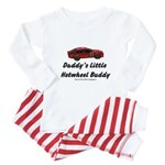 Daddy's Little Hotwheel Buddy Baby Pajamas