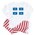 Official Flag and Color Baby Pajamas