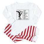 Threw Away a White Boy... Baby Pajamas