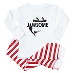 Jawsome Baby Pajamas