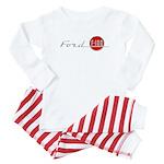 F-100 Baby Pajamas