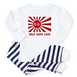 Help Hope Love Infant Bodysuit