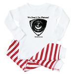 We Don't Do Pistons! - Rotary - Baby Pajamas
