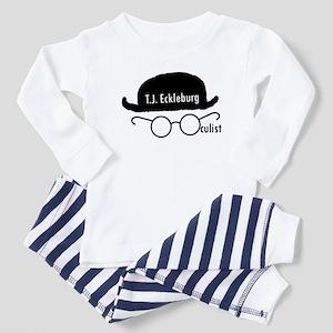 Great Gatsby Baby Pajamas - CafePress aa152114af07