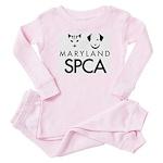 Maryland SPCA Baby Pajamas