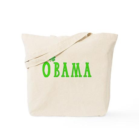 St. Patrick's Day O'Bama Tote Bag