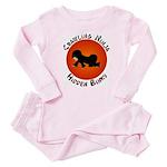 Crawling Ninja - Baby Pajamas