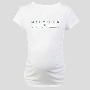 Nautilus Maternity T-Shirt