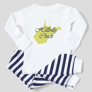 50a7fd07 Mountain Mama Baby Pajamas - CafePress