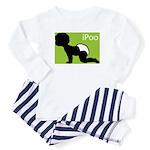 iPoo Baby Pajamas