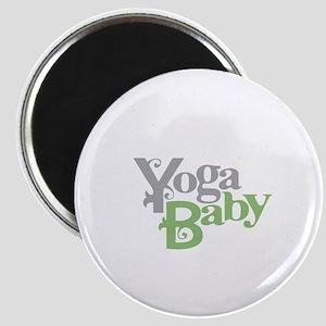 Yoga Baby Magnet