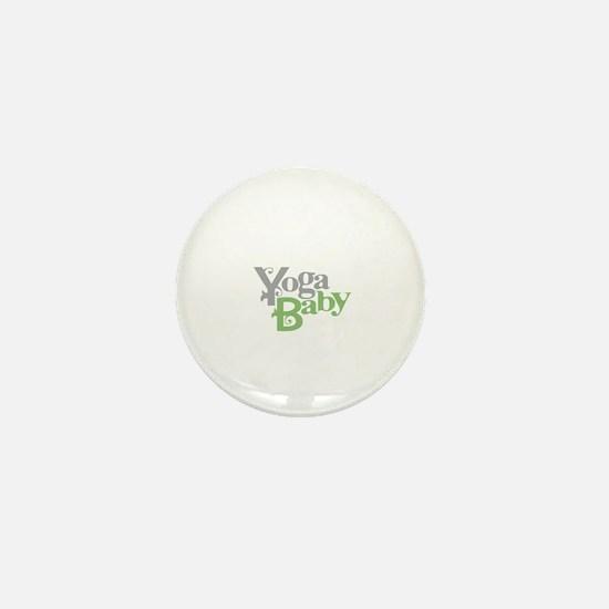 Yoga Baby Mini Button