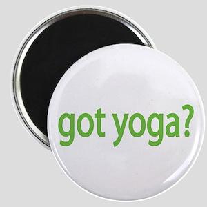 got yoga? Magnet