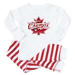 Canada 2014 Baby Pajamas