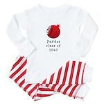 """""""Pardes Class of 2040"""" Baby Pajamas"""