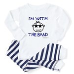with the band Baby Pajamas