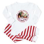 A Very Merry Unbirthday To You Baby Pajamas
