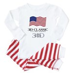 3ID CLASSIC - Baby Pajamas