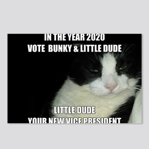 bunky and little dude 2020 Postcards (Package of 8