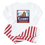 Elsinore Beer Baby Pajamas