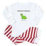Exploration or Extinction Baby Pajamas