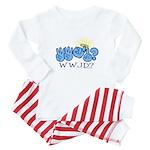 WWJD? Baby Pajamas