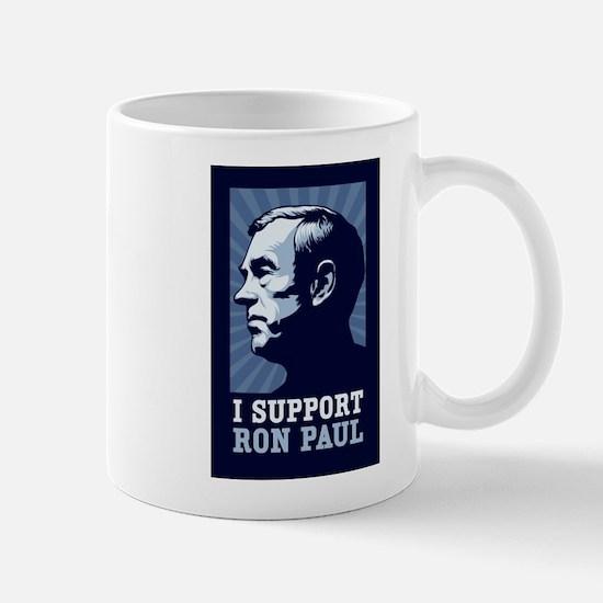 Funny Support ron paul Mug