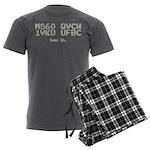 Game On. ms60 qvcw 1vku ufbc Men's Charcoal Pajama