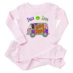 Groovy Van Baby Pajamas
